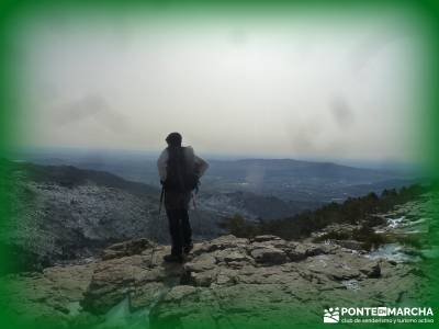 Siete Picos - Valle la Fuenfría; senderismo; conocer gente
